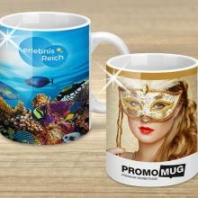 PromoMug - die geniale, personalisierte Tasse