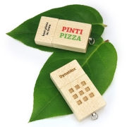 USB Eco Wood